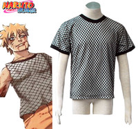 Wholesale Naruto Naruto Uzumaki Male Ninja Underwear Anime Cosplay Costume
