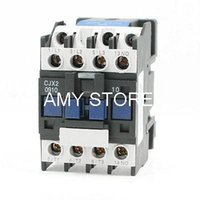Wholesale CJX2 Phase Motor Control AC Contactor A Pole NO V Coil