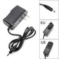 Wholesale 100 V DC5V A Wall Charger Power Supply Switching Adapter x MM US EU
