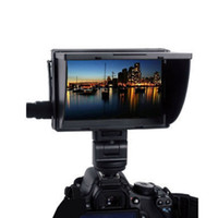 Wholesale New Arrival Viltrox DC Clip on Color TFT HD LCD Monitor Display for DSLR Camera INGT