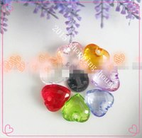 0 beaded wind chimes - wind chime windbell accessories Pure handmade beaded material transparent acrylic Campanula accessories love MM