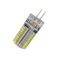 Wholesale 10pcs Dimmable G4 W LM LED White Warm White Bulbs SMD Corn Light Bi Pin Lamp AC V