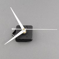 Wholesale High Quality Quartz Useful Clock Movement Mechanism Parts Repairing DIY Replacement Tool Set With White Hands Hot