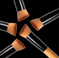 advanced wood - Makeup Brushes Make up Brushes Advanced Nylon Wool Ash Brush Handle Oblique Head Blush Free