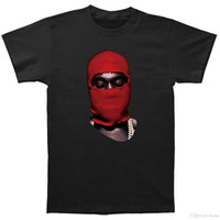 apc shoes - Kanye West Red Ski Mask Yeezus Vinyl Cd Shoes Poster Apc Water Black T Shirt