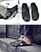 Precio de Transpirables zapatillas para hombre-Z. Suo verano zapatos casuales marrón, negro mens mens Baotou, sandalias transpirables blancas tamaño 39-44