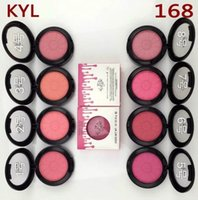 Wholesale Kylie Blush Face Powder Blusher Makeup High Brand Blush Palette Face Cosmetic Blush g Colors Low Price