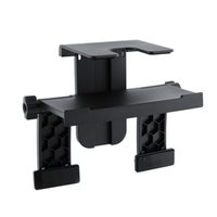 adjustable inductor - Universal TV Clip Clip Clamp Stand Holder For Sony PS4 XBOX ONE XBOX for Wii Wii U Inductor Black Adjustable