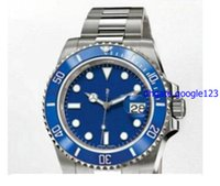 automatic movement for sale - Top Brand Lowest Prices Mens Luxury Automatic Mechanical Wristwatches AAA SUB ETA Movement Green Ceramic Dial Watch For Men Sale