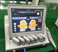 Wholesale 2016 Newest HIFU High Intensity Focused Ultrasound HIFU Machine HIFU Face lift HIFU with cartridges