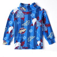 Wholesale 2016 Hot sell Cheap Kids Maternity Clothing Tees T shirts Boy Handsome quality Factory direct supply Gift for children Blue