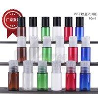 Wholesale 10Ml Press Cap Bottle Disc Cap Sub Bottle Trial Sample Bottles Bottles Vials Bottles Into The Bottle