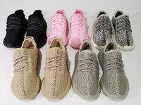 best baby pink - The Best Quality with receipt Kim Kardashian Boost Infant Turtledove Pirate Black Kids PU RB Baby Shoes Size