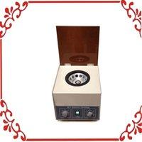 Wholesale Lab Medical Practice Desktop Centrifuge Machine Electric V rpm w