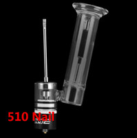 insulation - portable nail nail ecigarette for vaporizer dry herb better insulation screws on nail thread for box mod kits