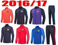barcelona football tops - top thai quality Barcelona Men jerseys barclona jacket football shirt