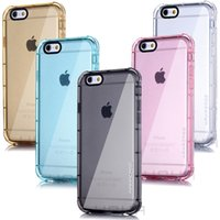 anti rubber - Hahacase Brand Original Shockproof Rubber Slim Armor Clear Soft TPU Anti Knock Case Cover Skin for iPhone S Plus quot quot MOQ piece