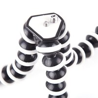 Wholesale Hot Camera Accessories Portable Flexible Octopus Tripods Outdoor Travel Photograph