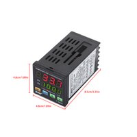 analog pid controller - Digital LED PID Temperature Controller Thermometer INR Alarm Relay Analog Quantity Output TC RTD meteo station diagnostic tool
