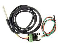 Humidity Sensor arduino waterproof temperature sensor - DS18B20 Total Waterproof Temperature Sensor Water Temperature Sensor For Arduino Compatible