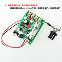 Wholesale pwm PWM speed control general v v v w controller fuse khz