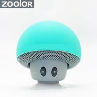 Wholesale Zuoer Mini Bluetooth Speaker Subwoofer Stereo Wireless Portable Speakers Amplifier