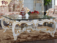 antique french provincial - French Provincial living room furniture Royalty classic coffee table Italian coffee table