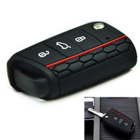 Wholesale Car Accessories Key Case Key Bag Key Cover For Volkswagen VW Golf Silicone
