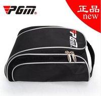 Wholesale Pgm golf shoe bag breathable shoe bag large capacity portable general quality