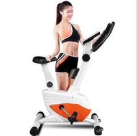 Wholesale new style new style Magnetic Ultra quiet indoor fitness bike spin bike exercise bike