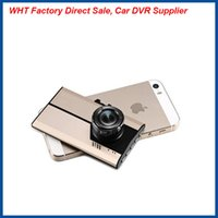 Wholesale Hot selling quot Wide Angle Metal Slim Infrared HD p Car dvr camera Record Motion Detection Night Vision G sensor