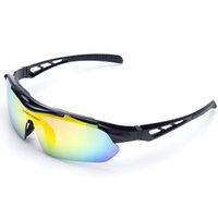 Wholesale New Arrived Myopia Riding Goggles Windproof Sport Sunglasses Polarizing Glasses UV400 Outdoor Recreation Riding glasses Cycling