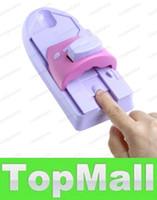 Wholesale LAI Nail Art printer DIY Pattern Printing Manicure Machine Stamp Plate Stamper Drawing Polish Kit set