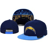 best hats for men - Best Cheap San Diego Snapback Dark Blue Cotton Letters Chargers Baseball Caps Fashion Adults Hip Hop Hats for Men Women A076
