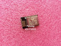 Wholesale ESP8266 remote serial Port WIFI wireless module through walls Wang ESP