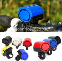 Wholesale Hot Sale Sounds Ultra loud Bicycle Bike Electronic Bell Horn Alarm Speaker Siren Easy order lt no track