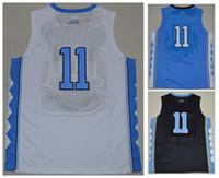 north carolina - Top Quality North Carolina Tar Heels Johnson Men Jersey Johnson College Mens Basketballed Jerseys Size S XXL