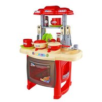 Wholesale Kids toys Mother garden Beauty Kitchen Cooking Toy Play set for Children and parents games play free