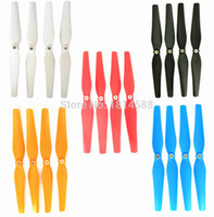 Wholesale X8C Main Blades SYMA X8C EXPLORERS AXIS CH G UFO Quadcopter Rc Spare Parts Replacements Accessories Reversible fan