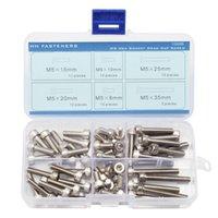 Wholesale Stainless Steel Hex Socket Head Cap Screw M5 Qty Assortment Kit Size