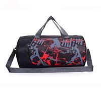 Wholesale T W Waterproof Nylon Gym Bag Colors HQB1512