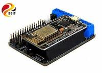 Wholesale Official DOIT Node MCU Development Kit Motor Shield WiFi ESP ESP E toy robot smart car romete control kit Lua IOT