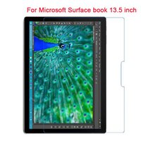 Wholesale Transparent Clear Matte LCD Screen Protector For inch Microsoft Surface Book