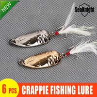 best trout bait - SeaKnight FISHING RIGS TROUT FLIES BAIT FISH Bass Crappie Fishing Lures for Flyfishing Crankbait NEW Best Seller
