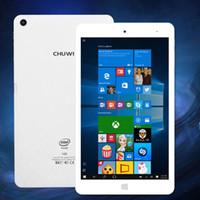 Cheap Original Chuwi HI8 pro tablet pc 8 Inch Dual boot Intel Cherry Trail-T3 Z8300 2GB RAM 32GB ROM Quad Core Tablet PC IPS