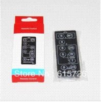 Wholesale 10pcs RC Universal Infrared Wireless IR Remote Control for all camera DSLR