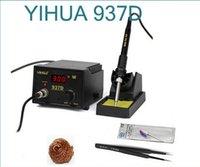 digital rework station - Temperature Control ESD Digital Soldering Station Rework Stations YIHUA D with EU plug