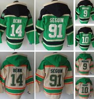 Wholesale 2016 Stanley Cup Dallas Stars hoodies jamie benn mike modano patrick sharp tyler seguin Jerseys