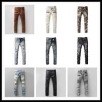 american apparel men - Mens Fashion American Apparel Famous Brand Balmain Biker Jeans Men Pierre Jeans Skinny Denim White Balmain Men s Jeans Casual Balmai Pants