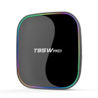 android media streamer - Factory Directly Android T95W pro Mini PC Amlogic S912 Bluetooth Smart TV Box K Media Player GB DDR3 GB EMMC TV Streamer Boxes